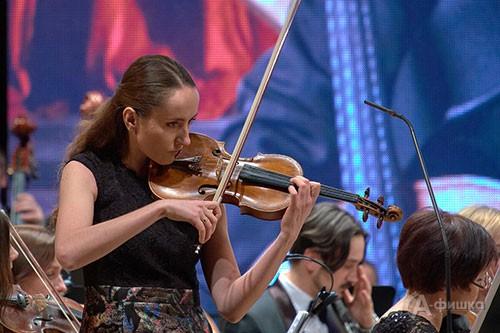 Анна Боровик (скрипка)