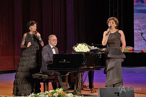 Нани Брегвадце и её дочь, певица Эка Каталадзе