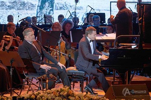 Второе отделение концерта открытия фестиваля — «П. Чайковский. Метаморфозы»